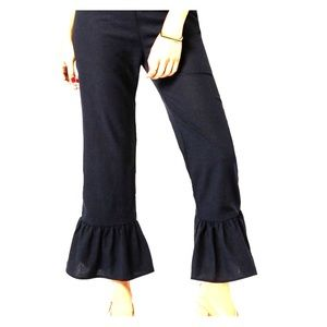 Cynthia Rowley black dress pants / size 8